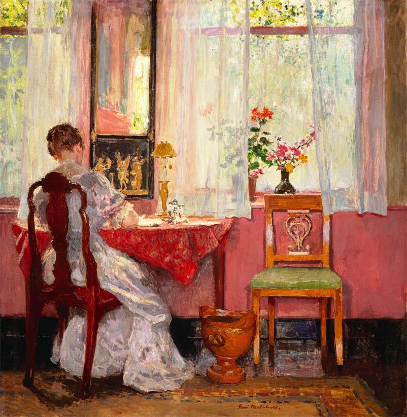 Writing-1905-1909
